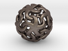 Asteroidea Pendant - Starfish Sphere 3d printed