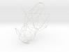 XL 3D Printed Rhino Trophy Head 3d printed