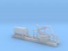 LNWR carriage vacuum-brake (yoke handbrake) 3d printed