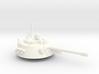 28mm IFV round turret auto cannon 3d printed