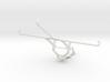 Controller mount for Steam & Samsung Galaxy Tab Pr 3d printed