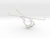 Controller mount for Steam & Asus Google Nexus 7 ( 3d printed