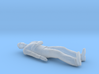 Man Laying Arm on Chest 3d printed