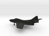 Grumman F-9J Cougar 3d printed