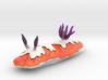 Goniobranchus fidelis 3d printed Digital model