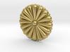 1/100 IJN Gold Chrysanthemum (Metal) 3d printed