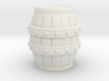 G Scale Barrel 3d printed This is a render not a picture