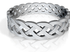 Rohkea Bold Celtic Knot Size 8 3d printed