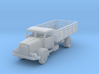 1/72nd scale Csepel D-344 truck 3d printed