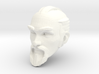 dwarf head 1 3d printed