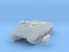 Jaguar I scale 1/160 3d printed