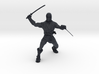 The Shadow Warrior 3d printed Material Preview