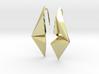 Sharp Enmotion Earrings 3d printed