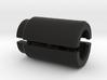 3.5mm 4-pole Male Plug Holder SIMPLE 3d printed