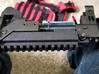 LCT SR-3M Bottom Rail 3d printed Installed/without handguard