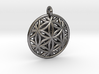 Flower of Life Pendant Type 2 3d printed