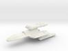 3125 Scale Romulan FastHawk-K Fast Heavy Cruiser 3d printed