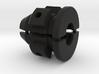 3.5mm jack Connector Holder for side blades MALE 3d printed