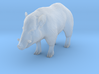 S Scale Wild Boar 3d printed This is a render not a picture