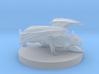 Domestic Shorthair Dragon Cat 3d printed