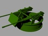 BROWNING .50 TURRET  3d printed