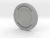 Star wars Sabacc Solo Simple Coin chip 3d printed