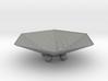 Hexafractalbowl 3d printed