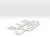348 GTS BADGE INSERTS 3d printed