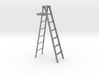 1 to 24 scale bulked up step ladder 3d printed