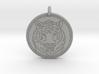 Tiger Animal Totem Pendant 2 3d printed