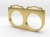 2-Drawer Ring, Ornate 3d printed