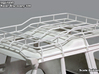 Roof rack and stairs - Discovery 300 by elaguila45 3d printed