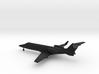 Bombardier Learjet 75 3d printed