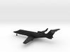 Bombardier Learjet 70 3d printed