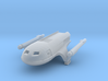 1/350 TOS Jefferies Concept Shuttlecraft 3d printed