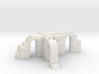 Jungle Ruin - Intersect 3d printed