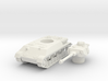 Panzer IV K scale 1/87 3d printed