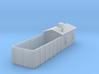 Sand Drying building N scale 3d printed sand drying building N scale