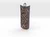 Jelling Style Animal Pendant 3d printed