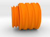 Orange Tip (11mm Clockwise Threaded for Airsoft WE 3d printed
