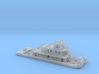 Pusher Boat N Scale 3d printed 128 foot pusher boat N scale