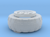 Legacy Jeep Spare Wheel 3d printed