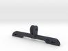 Number Holder for GoPro-Style Mount 3d printed
