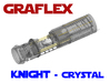 Graflex Knight Chassis - Crystal 3d printed