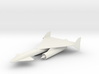 Convair Carrier Supersonic Reconnaissance Aircraft 3d printed