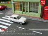 Vauxhall Chevette hatchback (British N 1:148) 3d printed