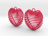 Heart cage 3d printed