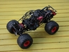 1/24 Rammunition Chassis 3d printed