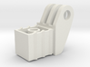 Ikea LYCKSELE LOVAS Chair bed Ransta 3d printed