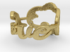 Love Ring 3d printed
